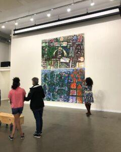 African Avant Garde at the Jamestown Arts Center